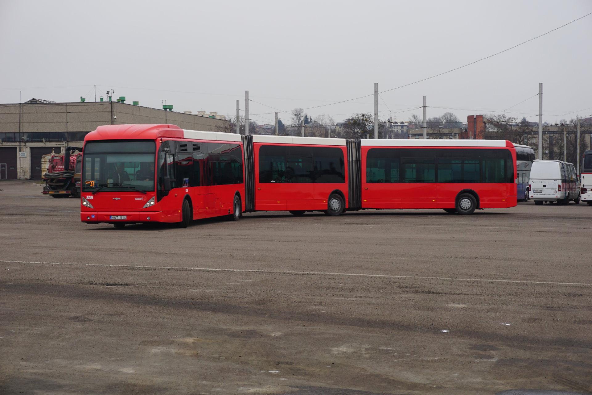 Vilniaus miesto autobusu fotogalerija 19