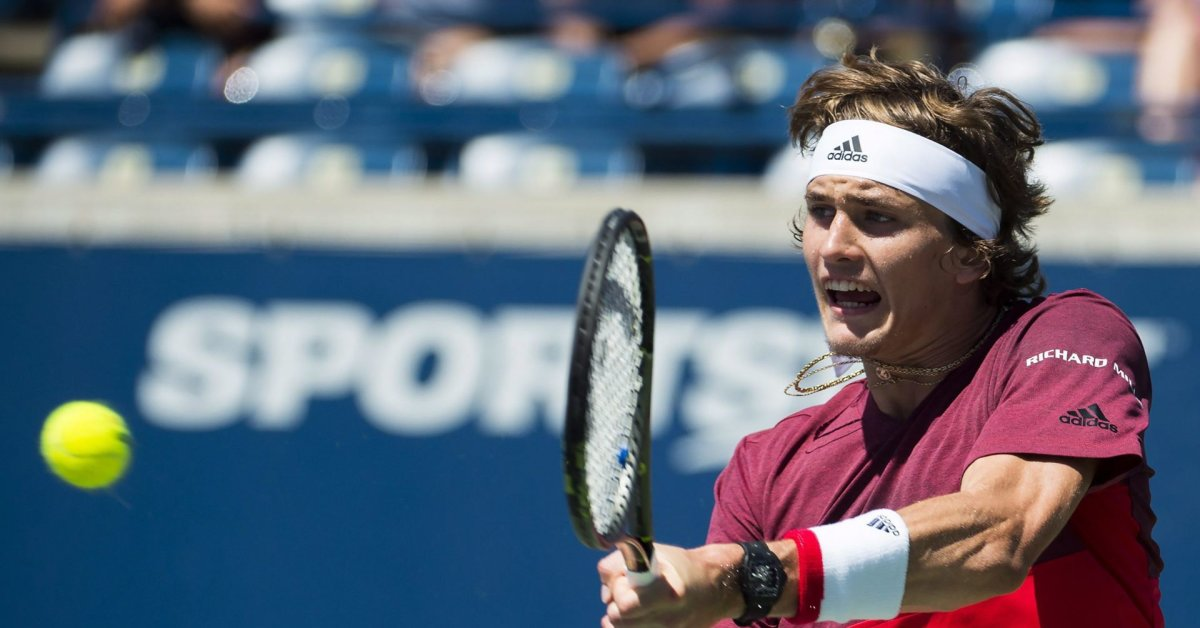 """Pirmąją """"St. Petersburg Open"""" varžybų dieną baigė Alexanderio Zverevo pergalė - 15min"""
