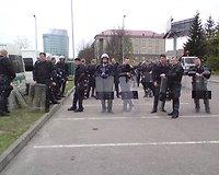 Policijos pajėgos pasiruošusios