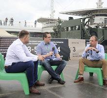 Lietuvos verslininkai ateities karių techniką kuria jau šiandien