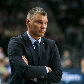 Eriko Ovčarenko / 15min nuotr./Šarūnas Jasikevičius