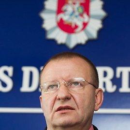 Irmanto Gelūno / 15min nuotr./Lietuvos kriminalinės policijos biuro viršininkas Algirdas Matonis