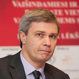 Juliaus Kalinsko / 15min nuotr./LRT televizijos direktorius Rimvydas Paleckis
