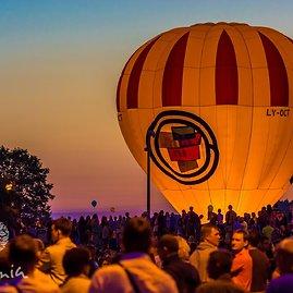 Pranas Karpavičius - Oro balionas minioje