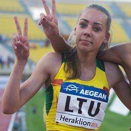 Erika Krūminaitė (400 m bėgimas)
