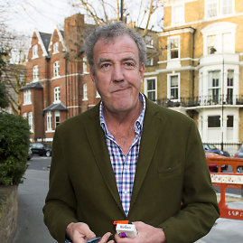 """""""Scanpix"""" nuotr./Jeremy Clarksonas"""