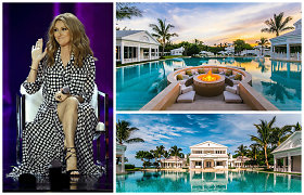 Nesiseka parduoti: Celine Dion ir toliau mažina rūmų Floridoje kainą – iš 75 liko 38 mln. dolerių