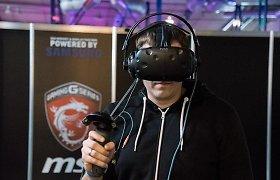 Vilniuje atidaroma pirmoji ir didžiausia regione virtualios realybės patirčių paroda