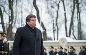 JAV oro pajėgų vadas Europoje pasisakė apie Baltijos oro policiją