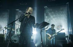 """Lenkijos festivalis """"Open'er"""" paskelbė pirmąją kitos vasaros žvaigždę – tai """"Radiohead"""""""