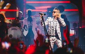 Po 3 metų pertraukos Robbie Williamsas grįžta su nauju albumu