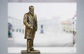 Vilnius išsirinko paminklo Jonui Basanavičiui idėją