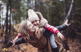 Kaip parodyti vaikui, kad mes jį mylime?