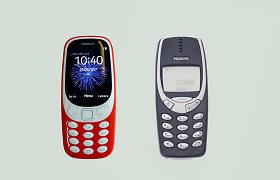 """Atgal į ateitį: kuo naujoji """"Nokia 3310"""" skiriasi nuo senosios?"""