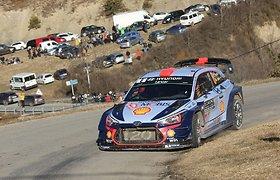 WRC Monte Karlo tryliktasis greičio ruožas