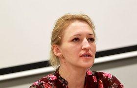 """Penktadienį vyks susitikimas su romano """"Glesum"""" autore Rasa Aškinyte"""