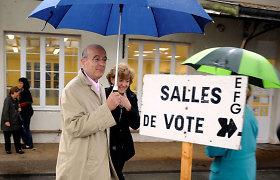 L.Linkevičius: nuo Prancūzijos pasirinkimo priklausys Europos ateities scenarijai