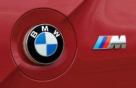 Nutekėjo būsimojo BMW M5 nuotraukos?