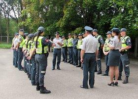 Kauno apskrityje išrinkti geriausi patruliai ir prevencijos padalinio pareigūnai