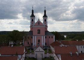 Kamaldulių vienuolynas Lenkijos Vygriuose
