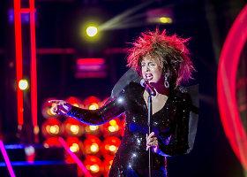 Rūta Ščiogolevaitė (Tina Turner)