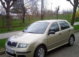 Škoda Fabia (2000)