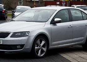 Škoda Octavia (2014)