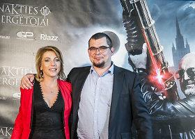 """Emilio Vėlyvio filmo """"Nakties sergėtojai"""" VIP premjera"""