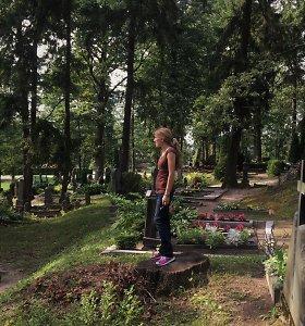 Vyro šaknų paieškos amerikietę atvedė į Lietuvą