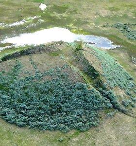 Sibire – tūkstančiai milžiniškų metano burbulų, galinčių sprogti bet kurią akimirką