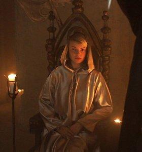 Televizijos eteryje debiutavo Ramūno Rudoko dvyliktokė dukra Patricija
