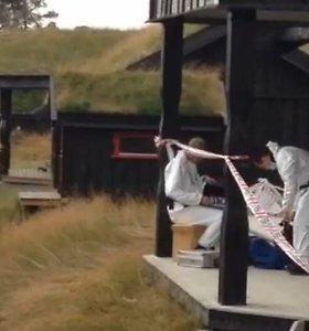 Lietuvis Norvegijoje įtariamas tautiečio nužudymu
