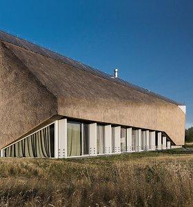 Tarp geriausių architektūros projektų – lietuvių sukurta ispūdinga vila Latvijoje