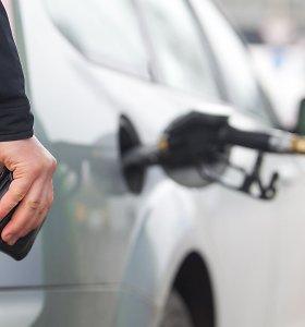 Blogos žinios vairuotojams – degalai brangsta ir dar brangs