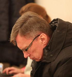 Kauno žudynių byloje kalėti nuteistas Drąsiaus Kedžio bendrininkas Raimundas Ivanauskas