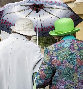 Suomių pensininkai nesiskundžia: per du dešimtmečius jų pajamos išaugo trečdaliu