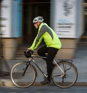 Policija nutraukė dviračiu į Vengriją išvykusio vyro bylą: laukiama, kol jis parmins į Telšius
