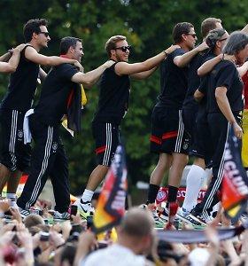 Išsiplėtusiame pasaulio futbolo čempionate Europa reikalauja 16 vietų