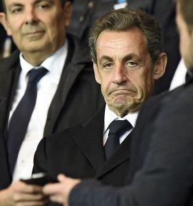 Prancūzijoje prasidėjo prezidento rinkimų kampanija