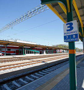 Bandomasis traukinio reisas Kaunas–Balstogė