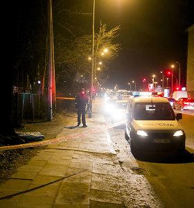 Vilniuje nužudytas 18-metis, sulaikytas bendraamžis įtariamasis