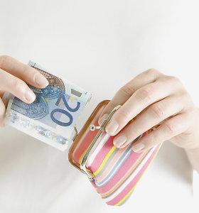 Parlamentarai pradės svarstyti kitų metų atlyginimų bazinį dydį