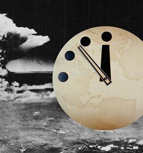 Kas yra Pasaulio pabaigos laikrodis ir kodėl jis svarbus?