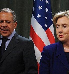 Kodėl Kremliaus vyrukai bijo Hillary Clinton?