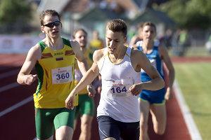 Benediktas Mickus (800 m bėgimas)