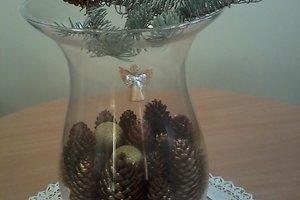 Donvinos D. (Raseinių raj.) kalėdinė dekoracija