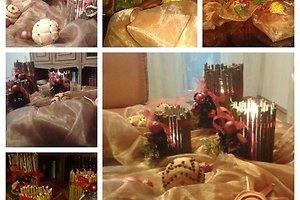 Editos E. (Tauragė) kalėdinė dekoracija