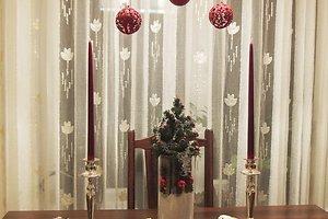 Ingos K. (Vilnius) kalėdinė dekoracija