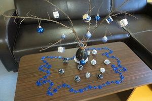 Natalijos L. (Visaginas) kalėdinė dekoracija