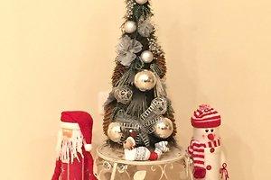 Vaidos N. (Šiauliai) kalėdinė dekoracija